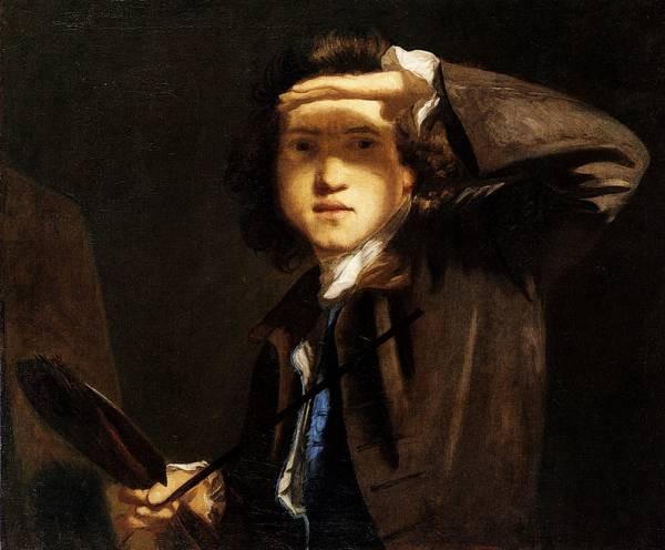 Reynolds Sir Joshua Self Portrait